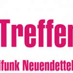 Freifunk Treffen Logo in Neuendettelsau