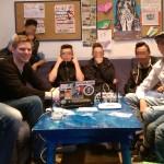 Bild vom Treffen im Jugendzentrum Ansbach